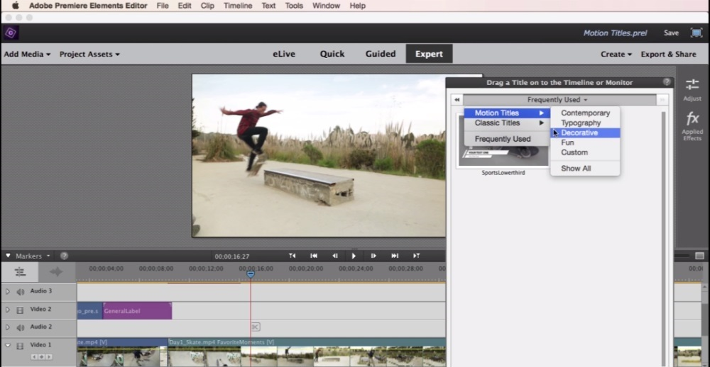 Best video editing software of 2017 for designers - Graphic Design
