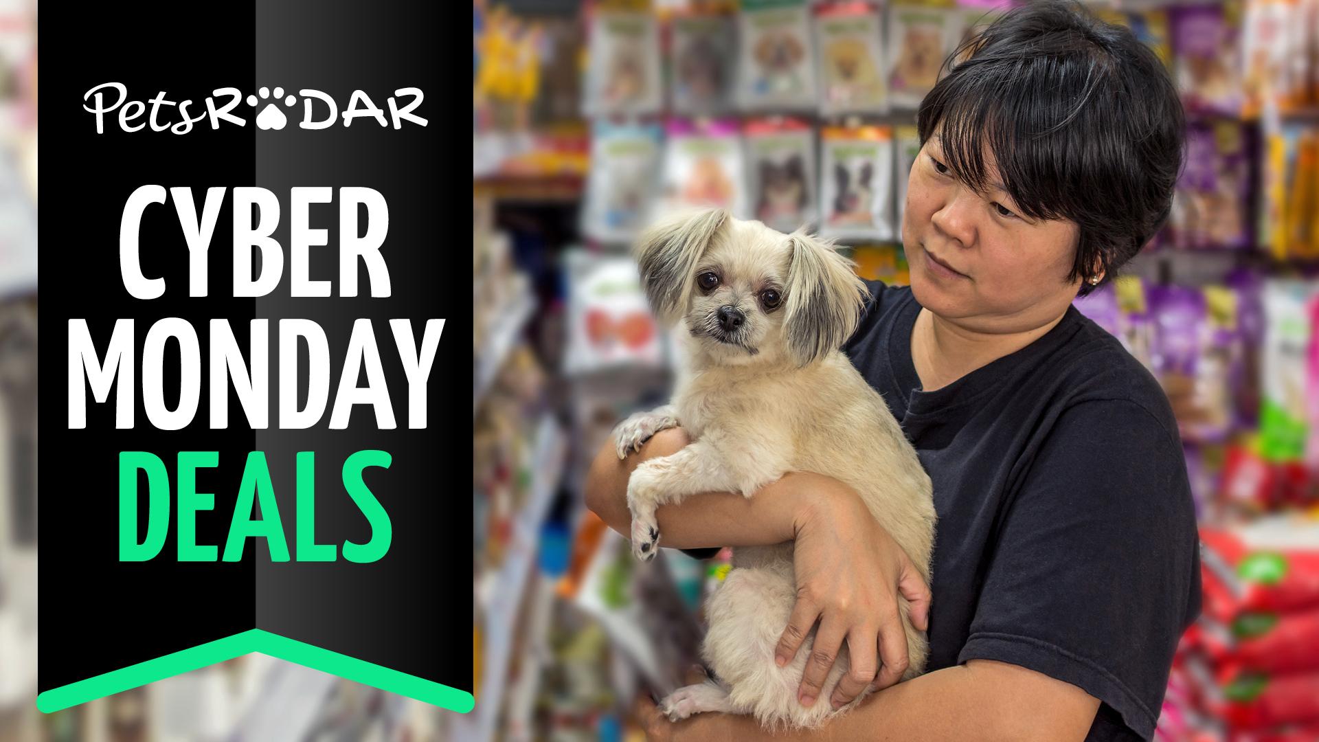 Get The Best Cyber Monday Pet Deals Petsmart Walmart Petco And More Petsradar