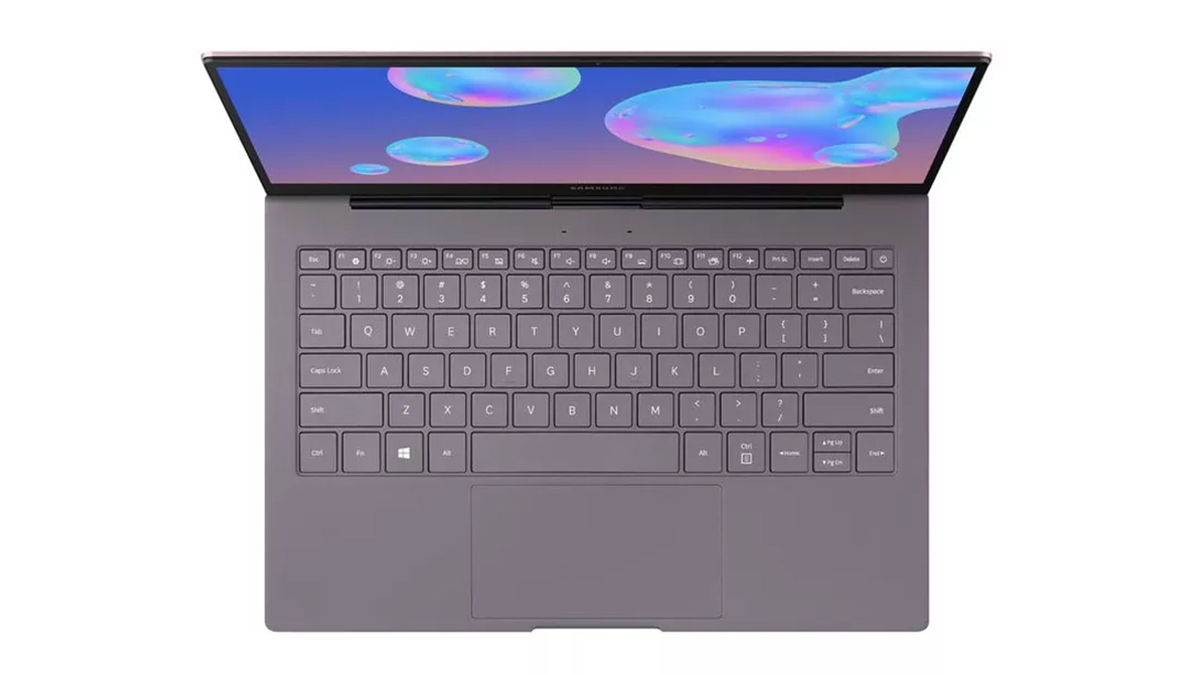 Samsung Galaxy Book S leak
