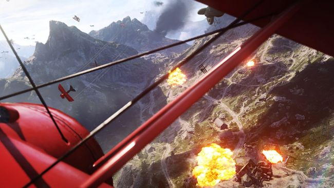 microtransactions and map packs confirmed for battlefield 1