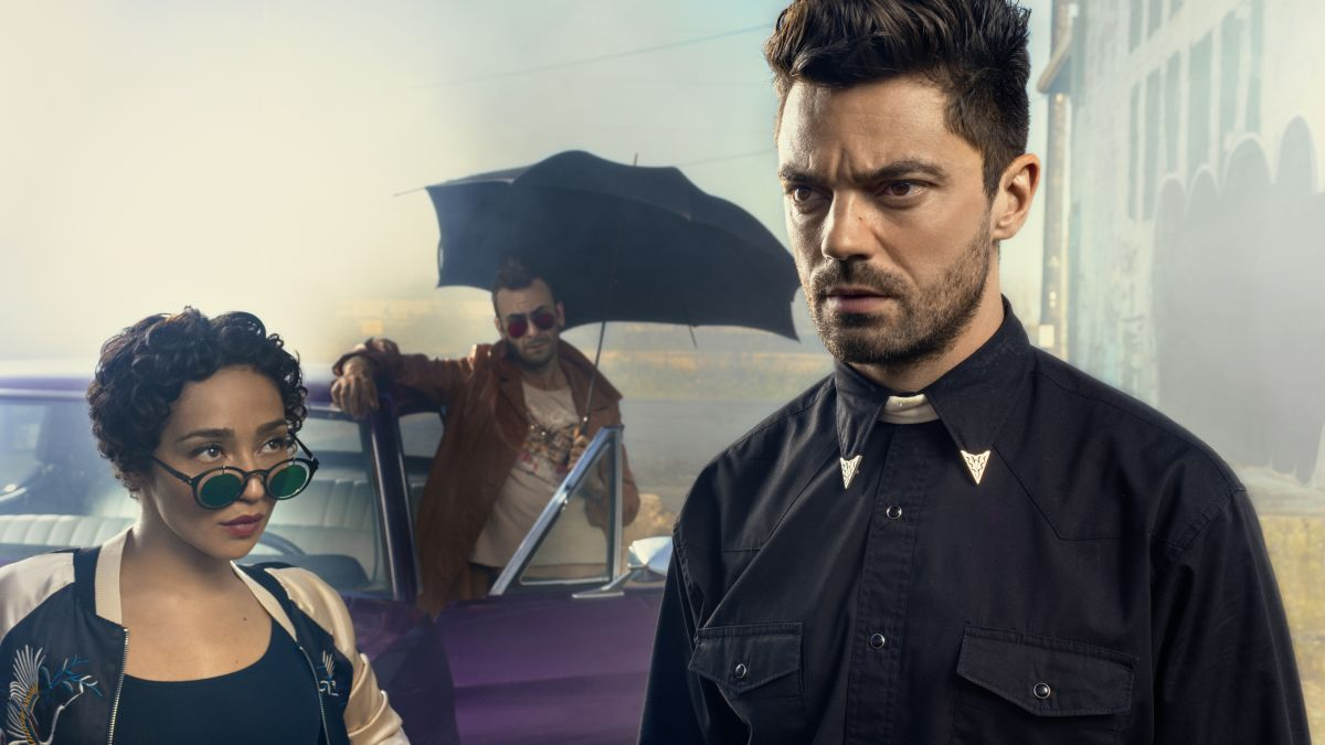 Heaven help them! Preacher season 2 is searching for God in all the wrong places