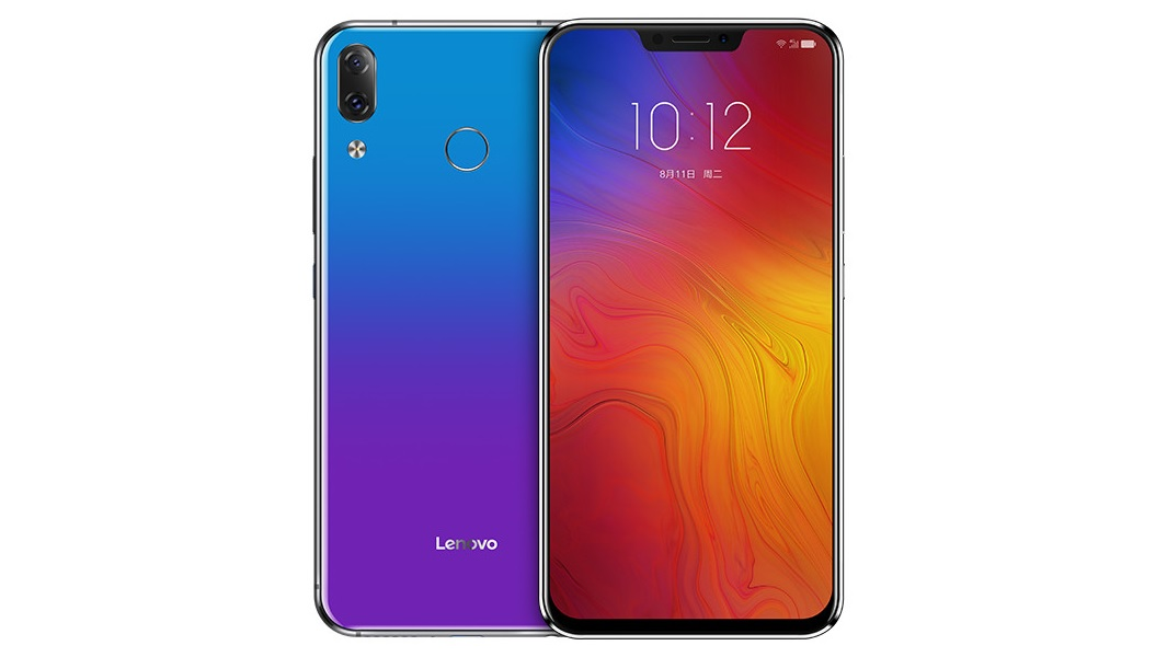 Lenovo Z5 announced with a 6.2-inch notch display, AI dual rear cameras and more