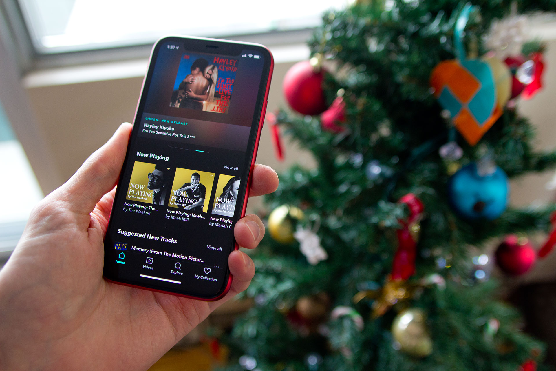 Stream music in higher fidelity with TIDAL's holiday sale - only $1/month!