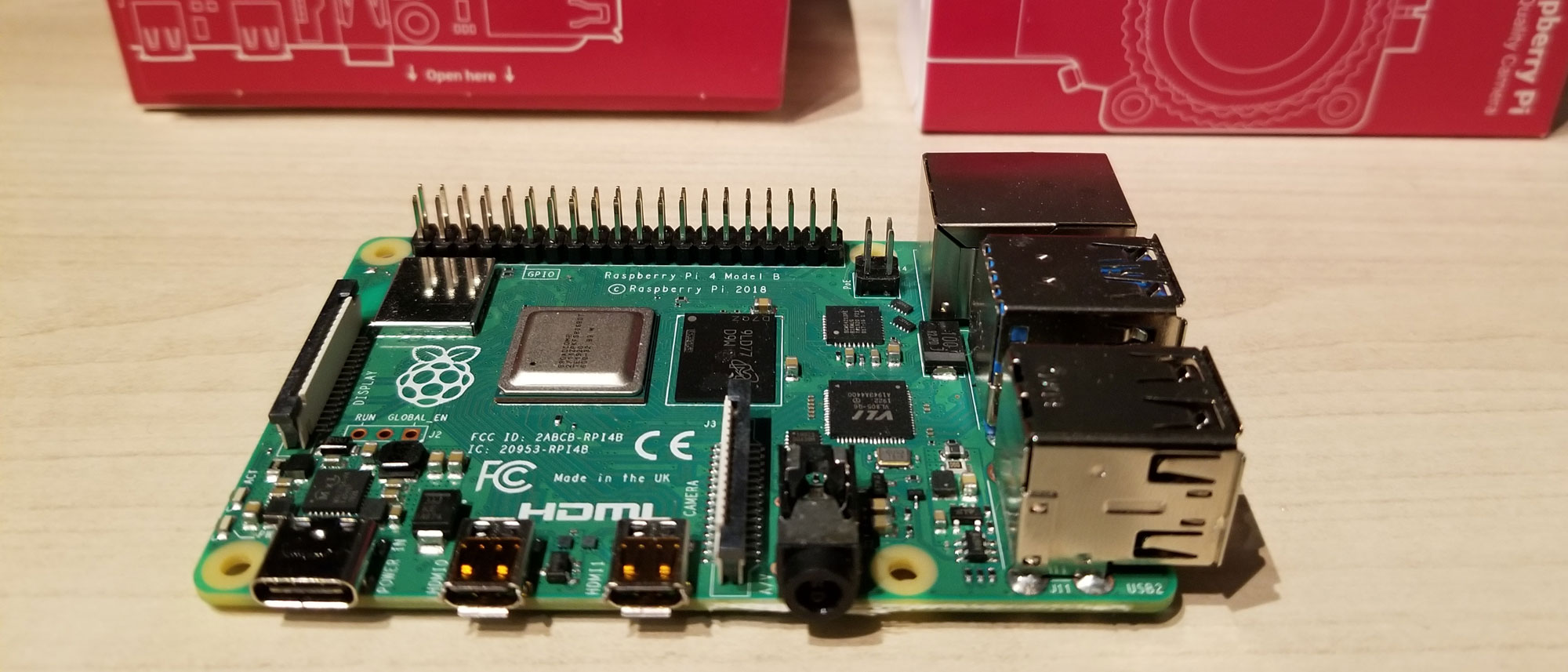 Raspberry Pi 4 (8GB) Tested: Double the RAM, New 64-Bit OS