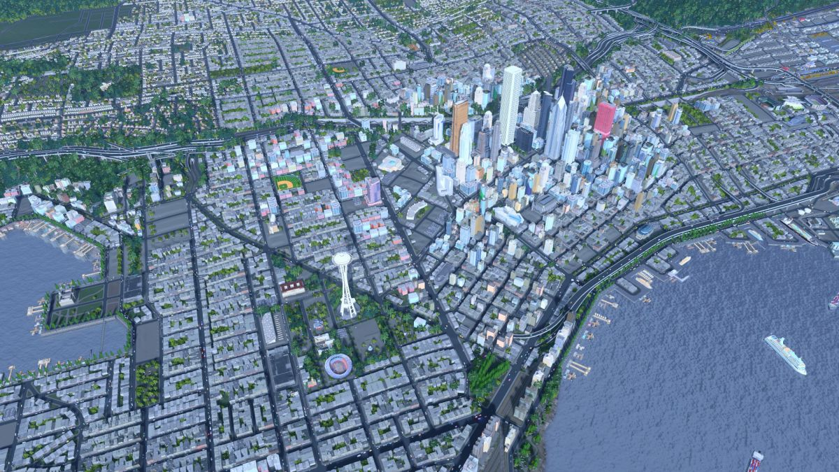 Cities Skyline How To Build Parking Lots
