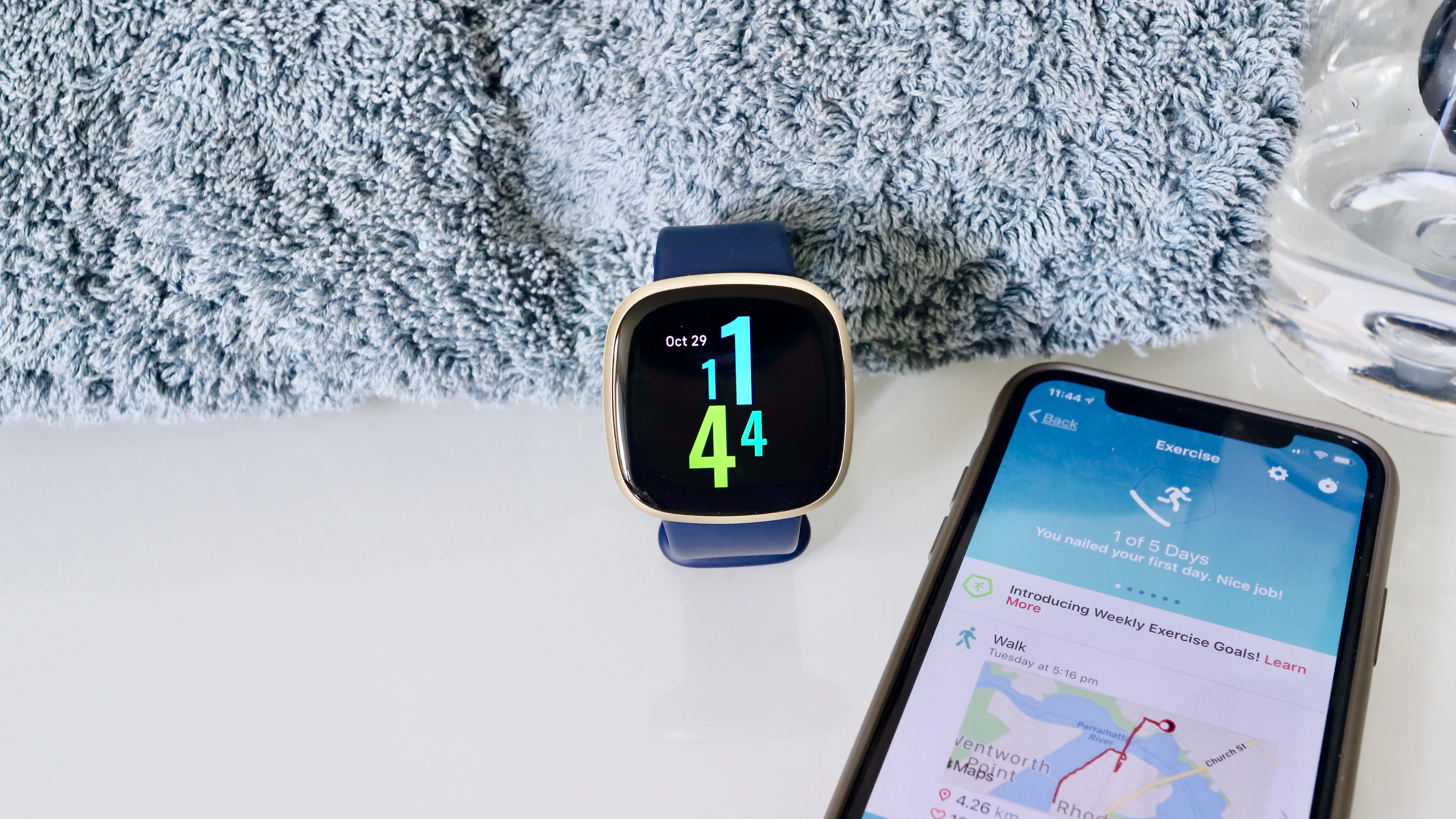 Fitbit Versa 3 Review Techradar
