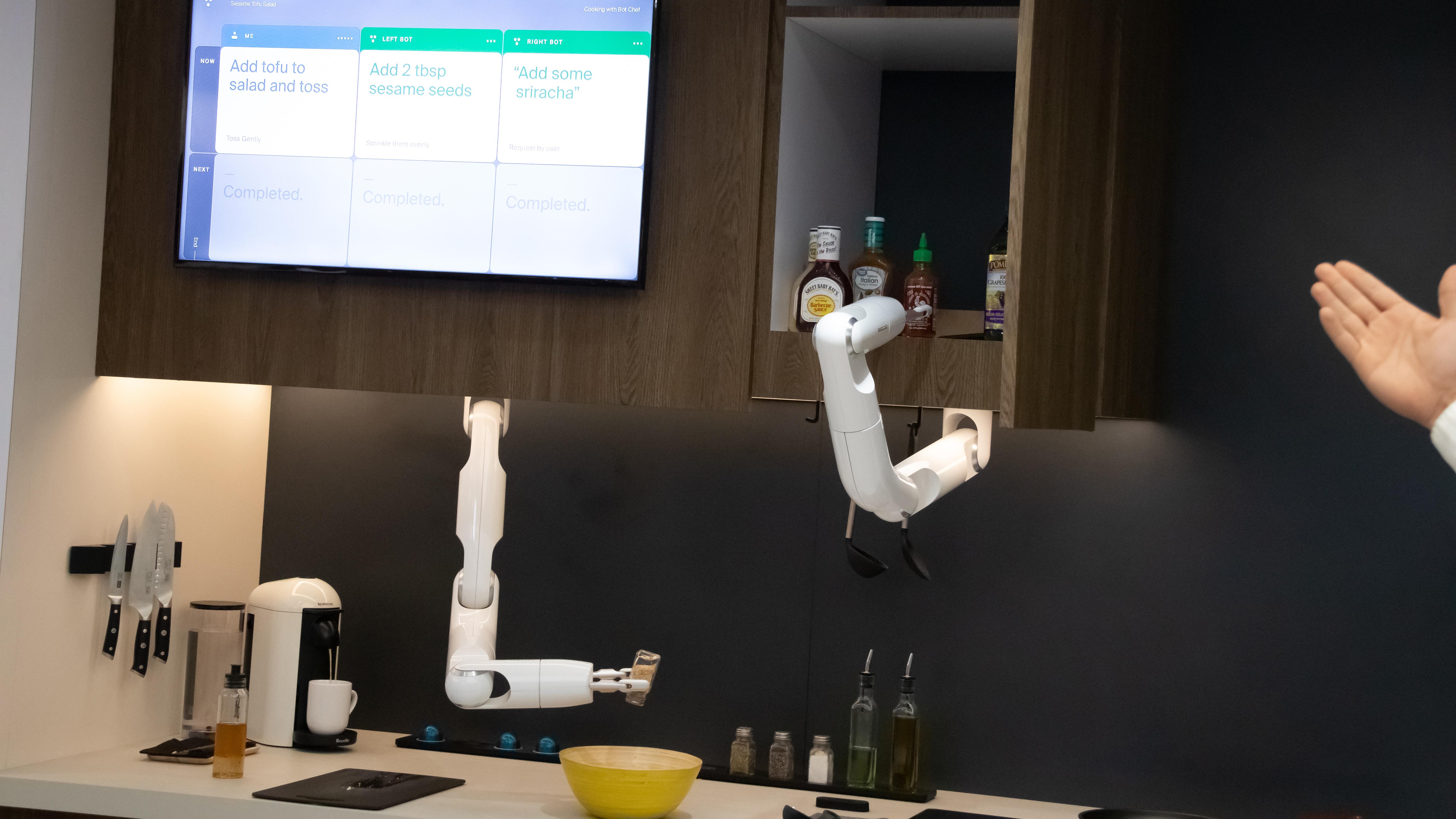 Samsung Bot Chef