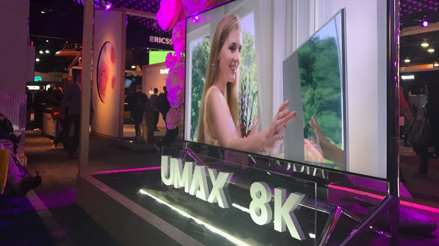 UMAX 8K