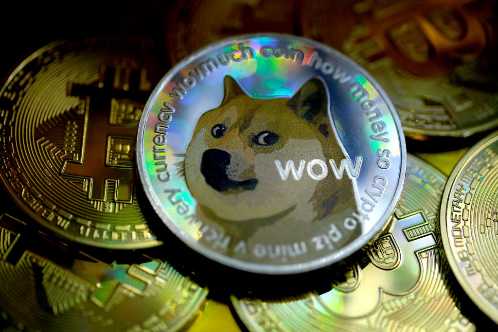 <p>Elon Musk says he's going to Place Dogecoin on'the literal moon' thumbnail