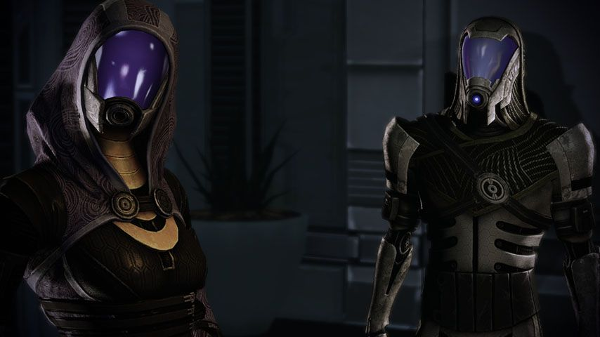 Mass Effect: Andromeda Apex mission briefing hints at the arrival of the Quarians