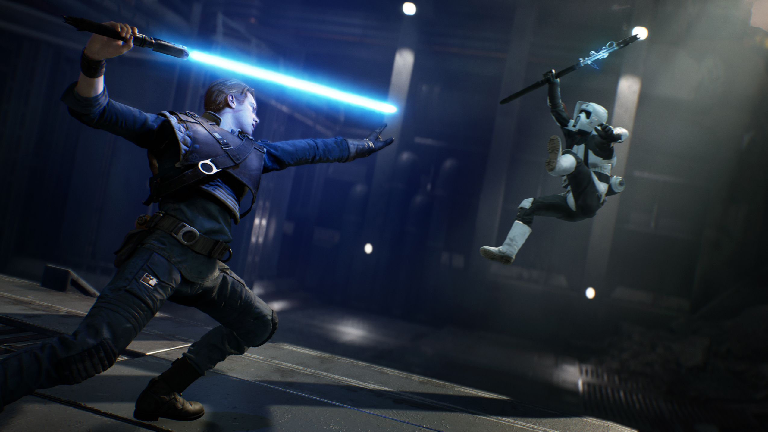 Star Wars Jedi: Fallen Order gameplay, release date, trailers and first impressions