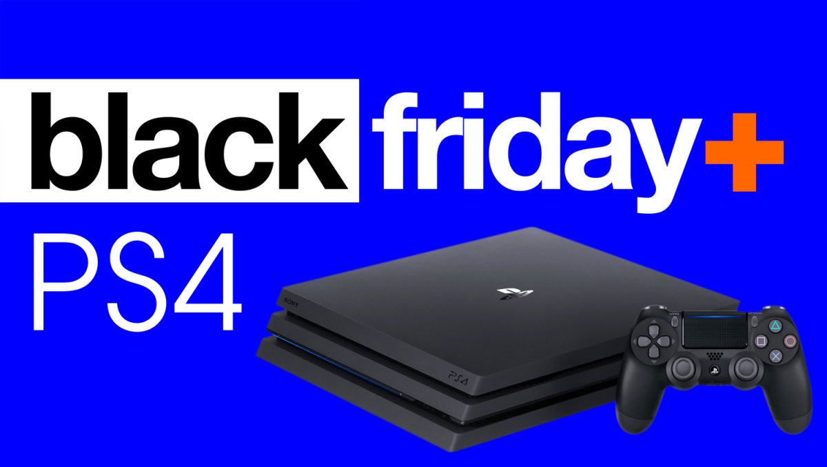the best ps4 black friday deals get a 3 game console bundle for 249 gamesradar. Black Bedroom Furniture Sets. Home Design Ideas