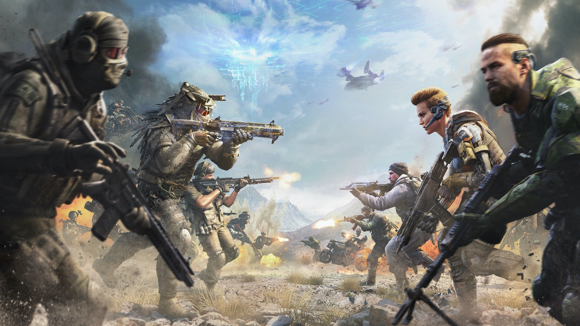 Warzone is Call of Duty's 150-player answer to Fortnite and Apex Legends