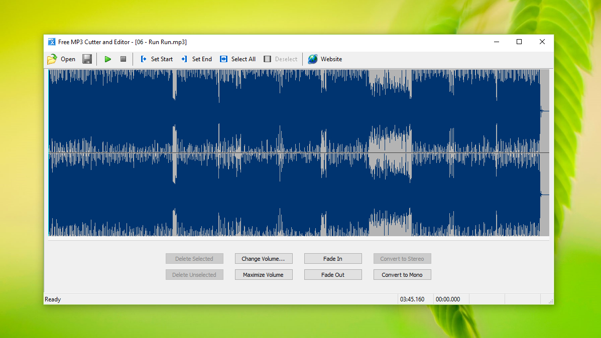 MP3 Editor for Free Create, edit manage your audio