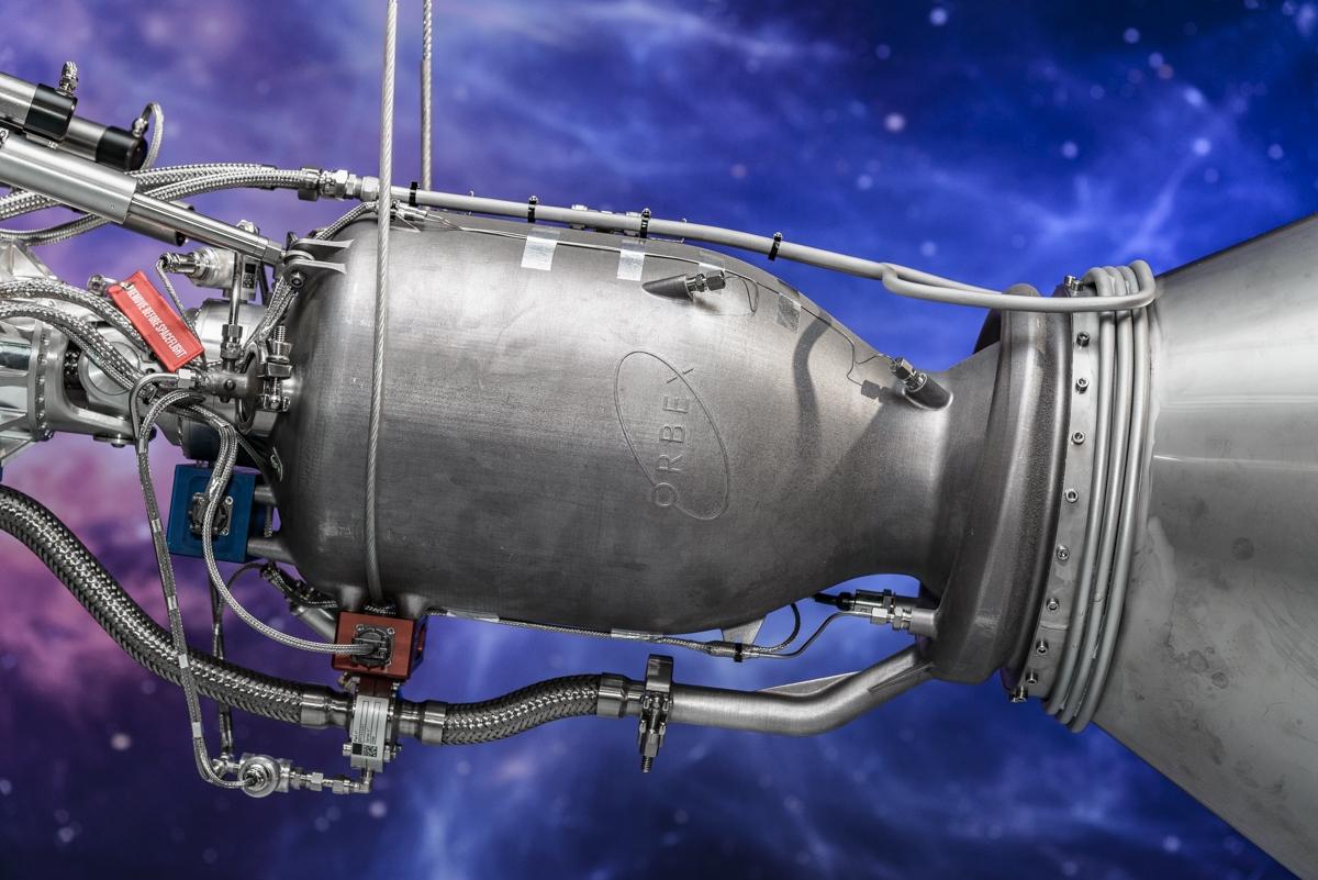 British Rocketmaker Orbex Unveils Prototype of Small-Satellite Launcher