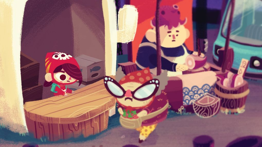 Mineko's Night Market is a gorgeous adventure inspired by Japanese folklore