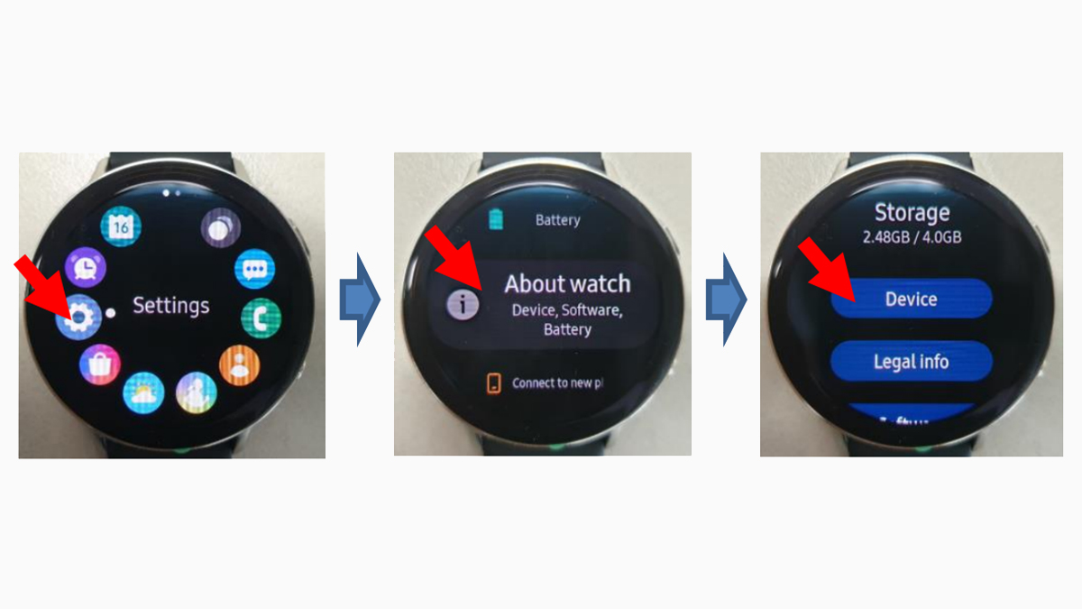 New images of the upcoming Galaxy Watch Active 2 leak out