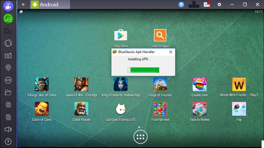 Download of the day: BlueStacks App Player