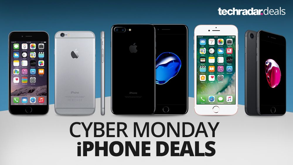 CYBER MONDAY AMAZON IPHONE