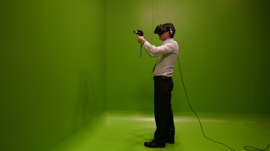 Virtual reality needs spherical displays, say researchers