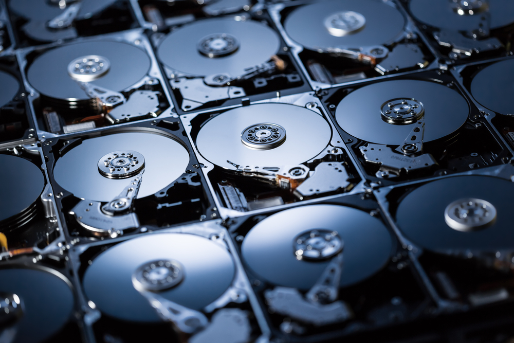 Hard Drive and SSD Shortages Are Imminent If This New Cryptocurrency Blooms