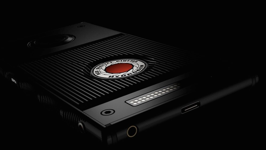 Red's Hydrogen One phone with a holographic display will launch this summer