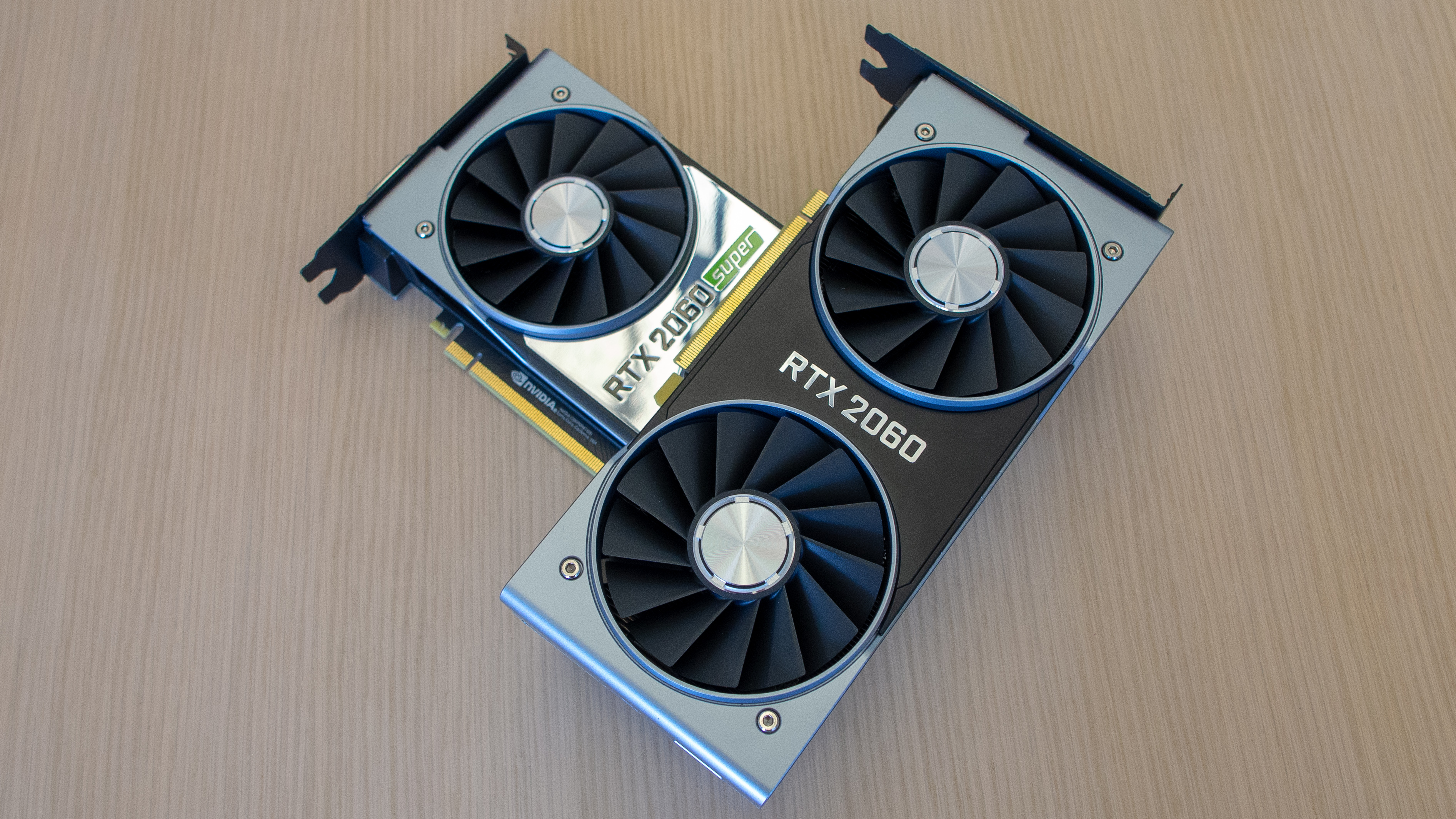 Nvidia GeForce RTX 2060 Super vs RTX 2060