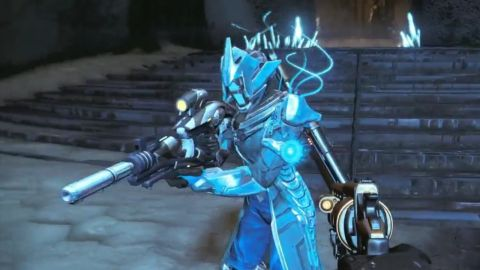 destiny: age of triumph has new armor sets that give you robot