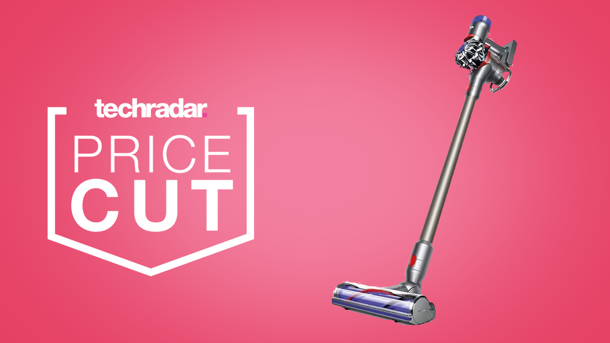 Suck up a £75 saving on this Dyson V8 Animal Extra vacuum in this fantastic deal