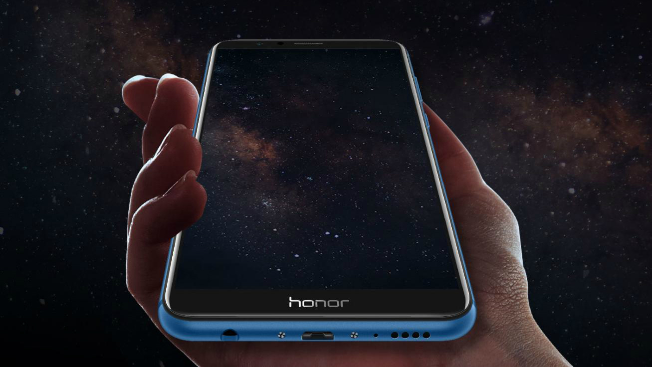 Huawei makes 18:9 FHD display more affordable with the new Honor 7X