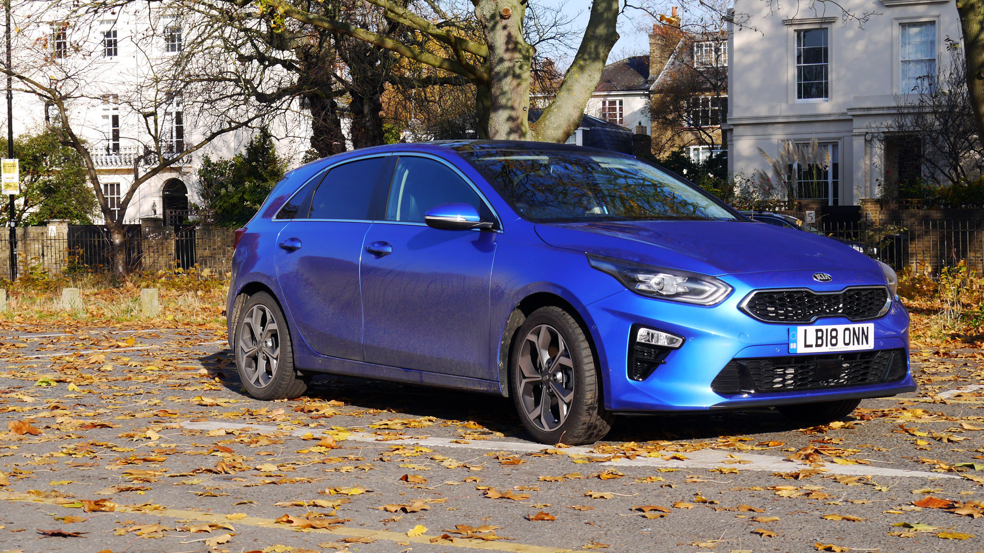 Kia Ceed First Edition: the car for tech fans on a budget