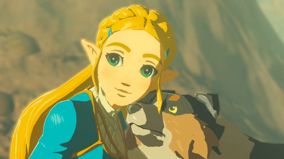 The Champions' Ballad DLC for Zelda: Breath of the Wild is the true ending I needed