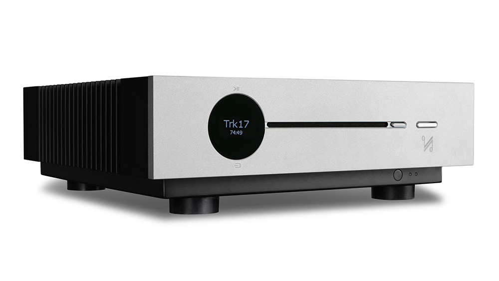 Quad Artera Solus Play Black Streaming Mini System EXC Speakers