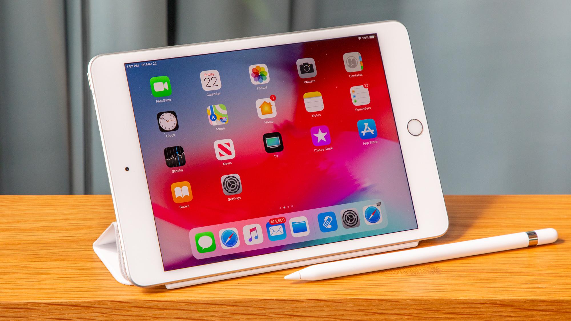 Best tablet: iPad mini 2019