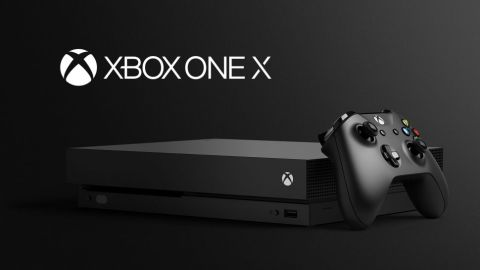 Don't worry, you can buy Xbox One X's vertical stand separately