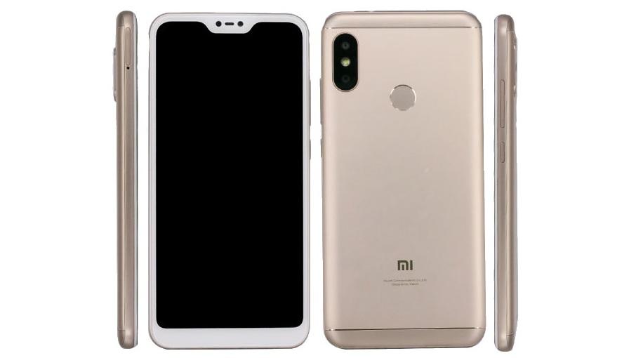 Xiaomi Mi A2 Lite gets certified with 19:9 notch display, dual rear cameras