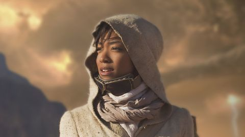 The First Picture From Star Trek: Discovery Explores Strange New Worlds