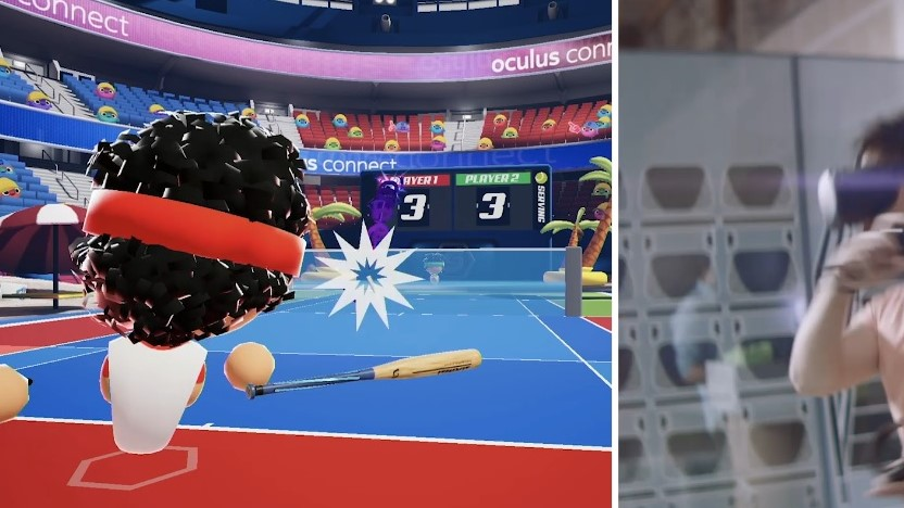 Oculus Connect 5: the 10 best games we saw at Oculus' developer