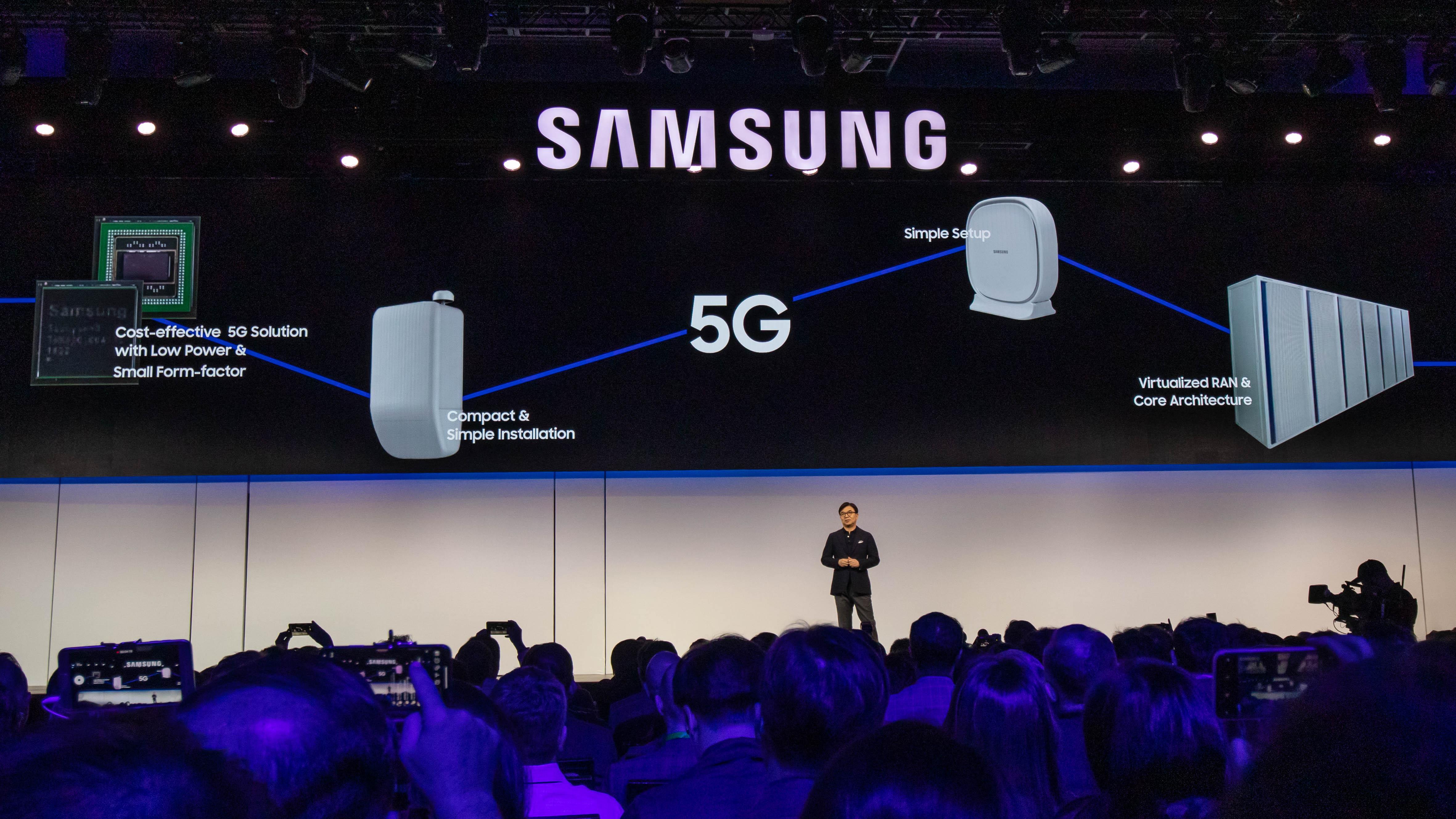 Samsung Galaxy S10 isn