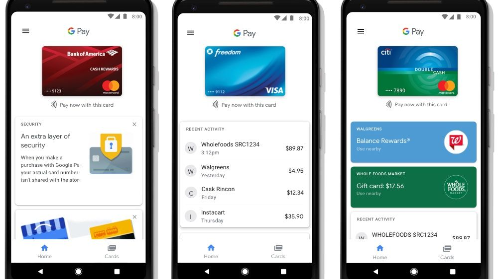 Android Pay is dead, long live Google Pay