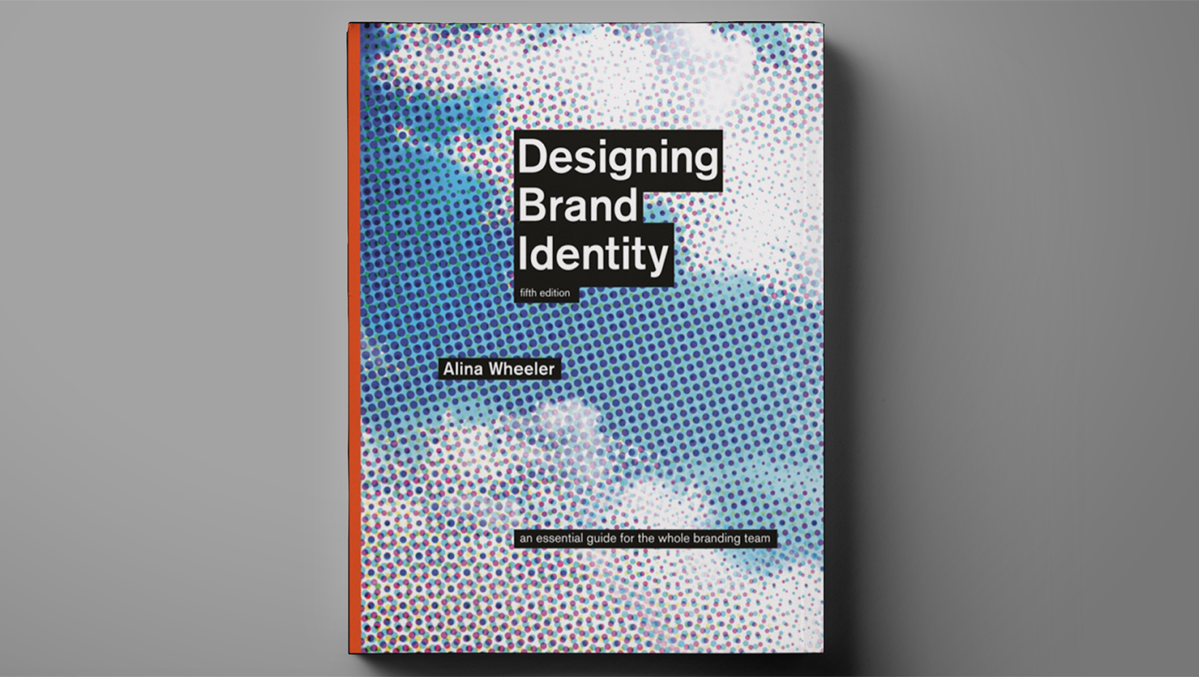 Designing Brand Identity front cover