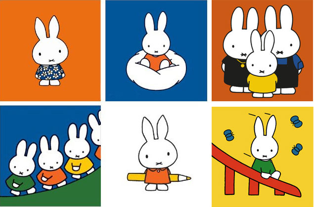 images of character Miffy