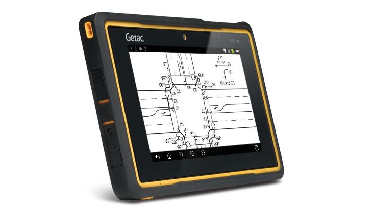 Getac Z710