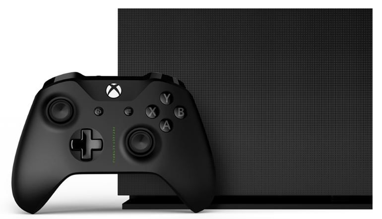 Xbox One X 'Project Scorpio Edition' could be on the way