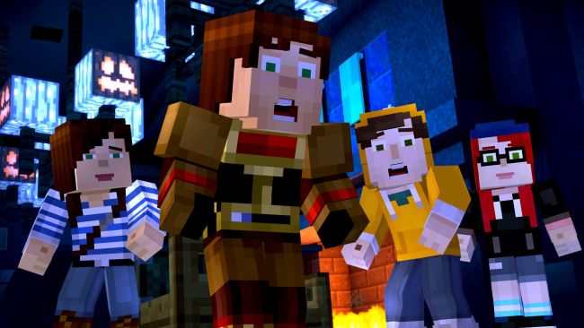Minecraft: Story Mode Episode 1 выйдет и на Steam