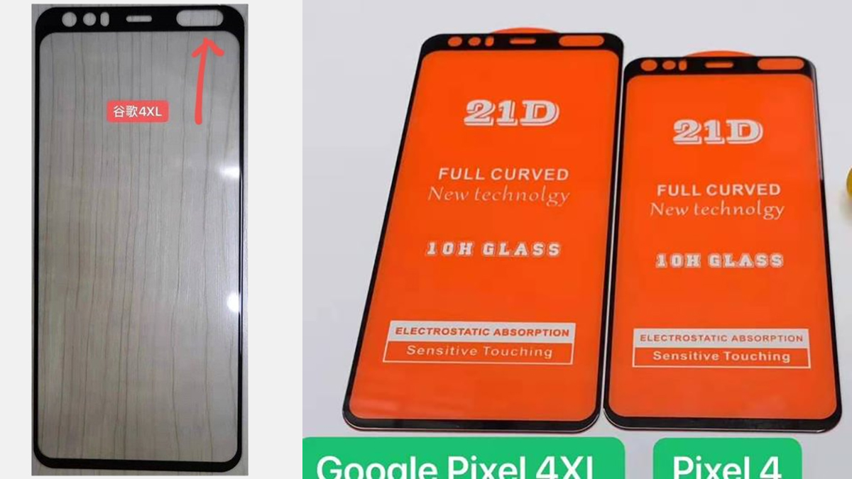 myncvcZykE9D9NaQf7ZSQQ - Major Google Pixel 4 leaks show off front-facing bezel and sensors