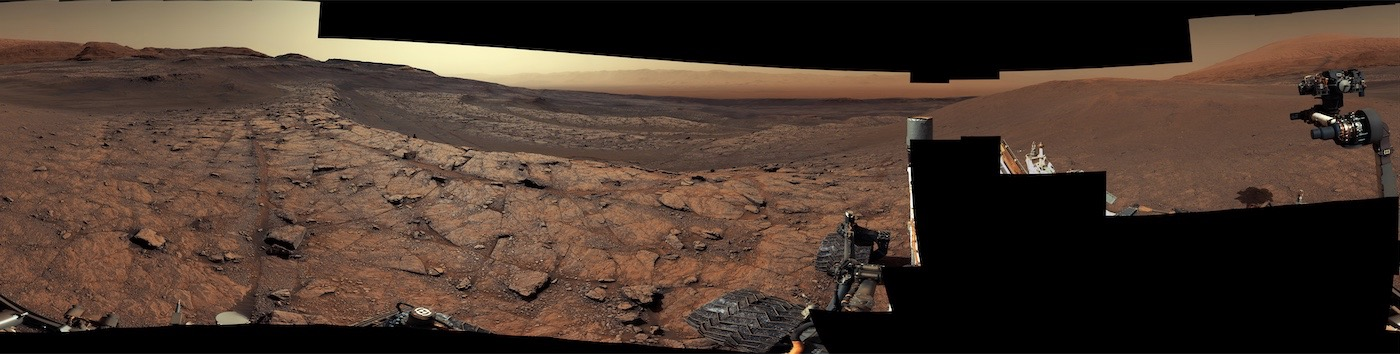 Curiosity rover celebrates 3,000 Martian days on the Red Planet