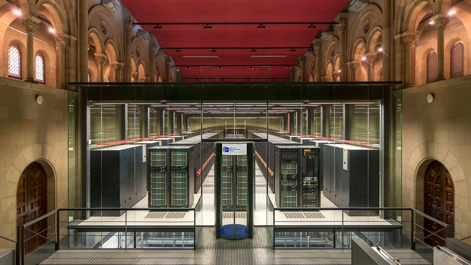 MareNostrum4 supercomputer