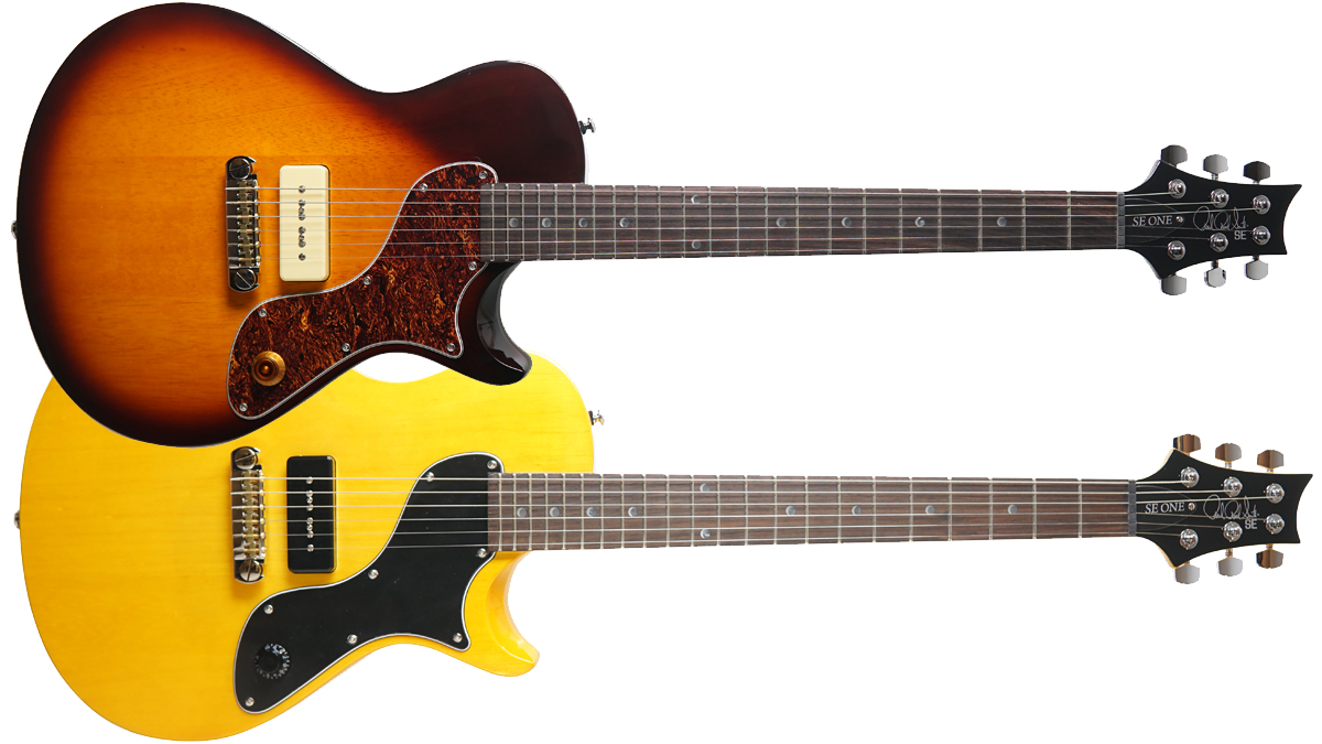 PRS announces limited reissue of the SE One