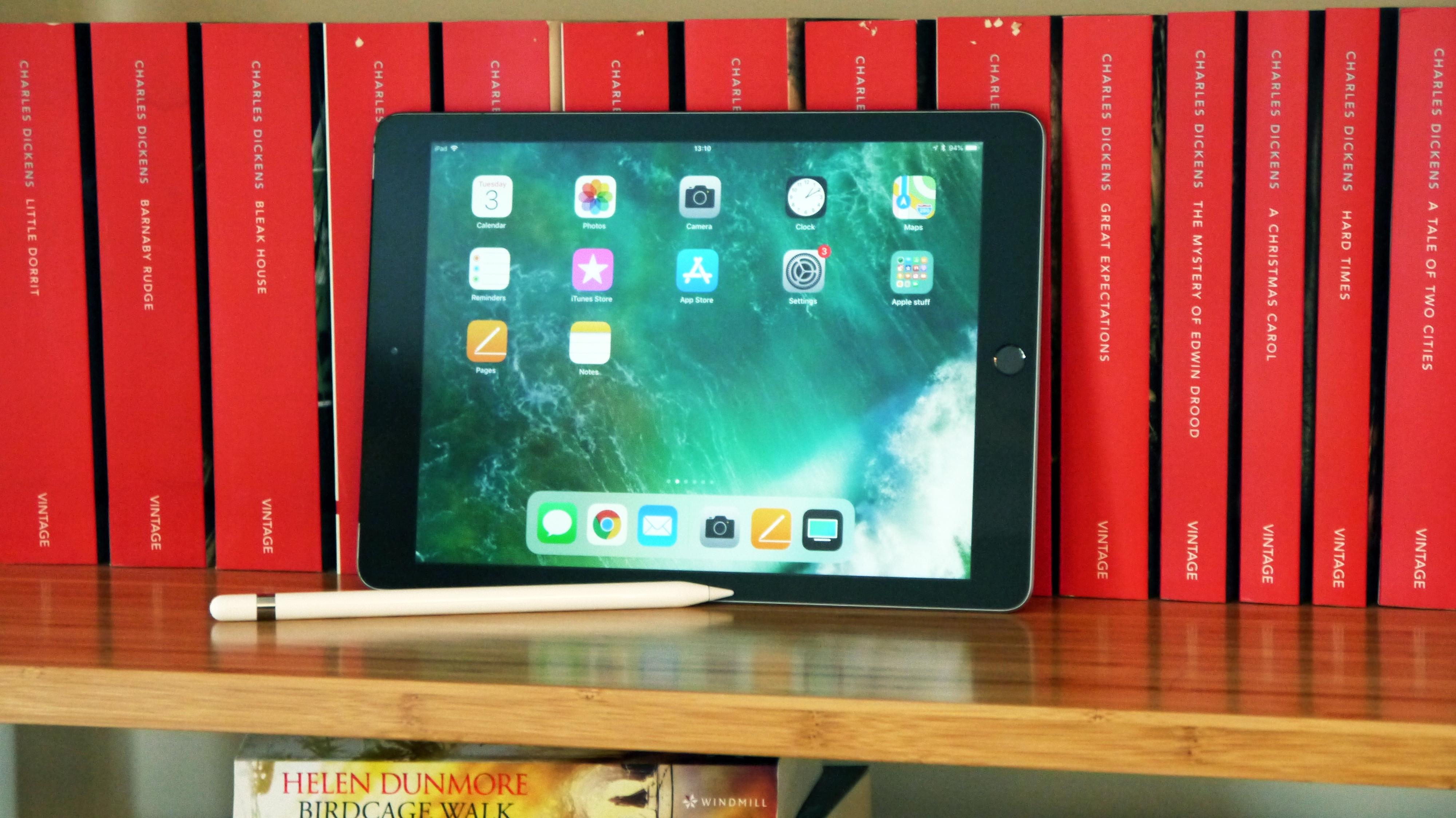Best iPad: iPad 9.7 2018
